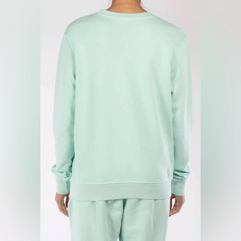 Kourtney Mint Crewneck